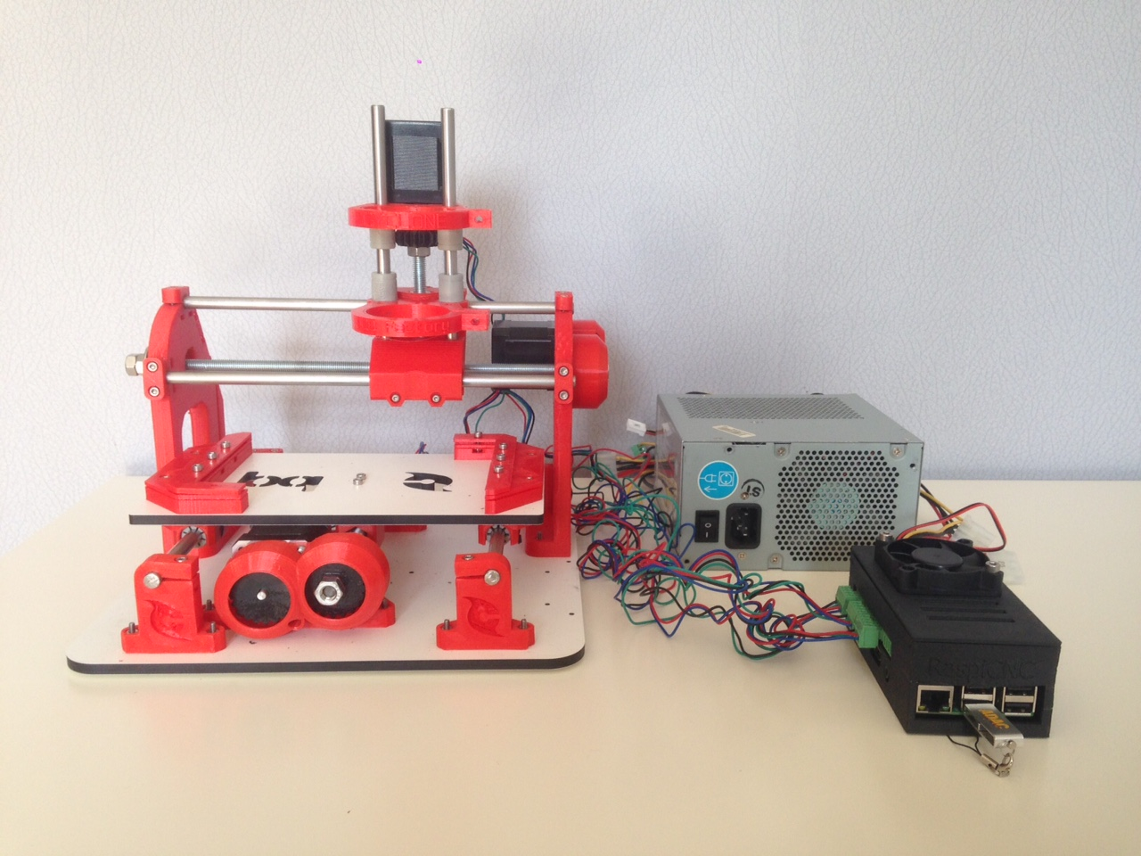 Presenting our Open Source PCB milling machine - MyBotShop.de