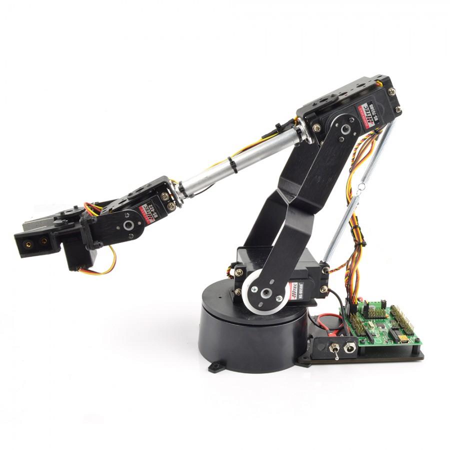 Lynxmotion AL5D Roboterarm