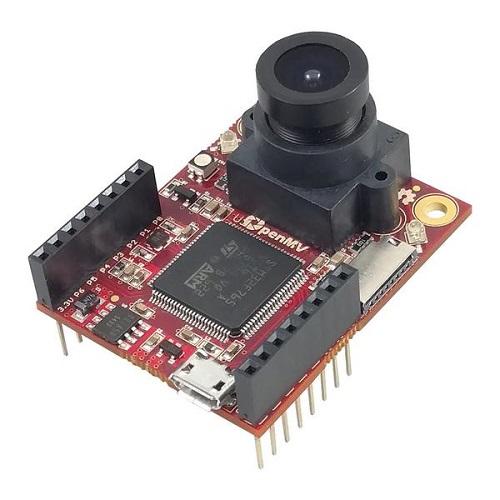 OpenMV Cam M7 Machine Vision