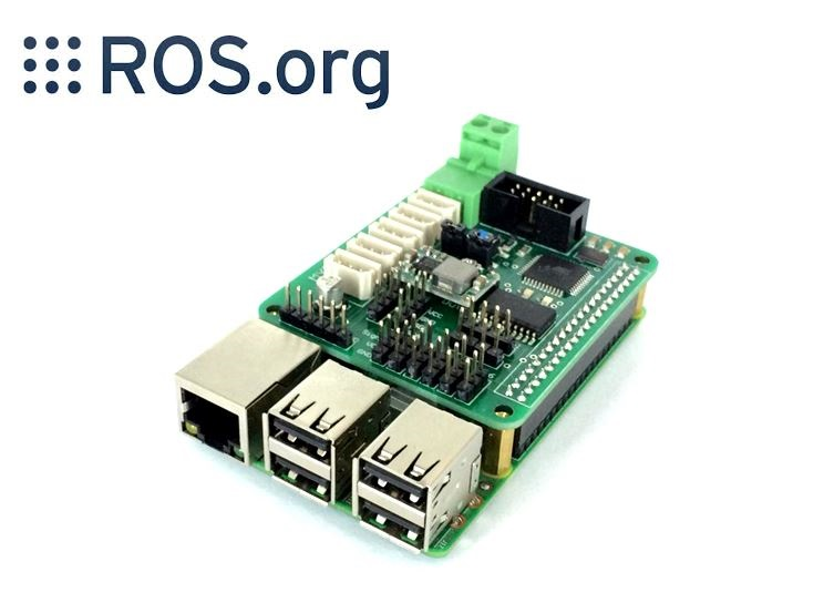ROS Node Raspberry Pi Dynamixel Servo Controllerboard