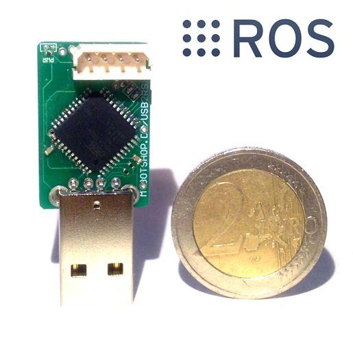 USB2RS DYNAMIXEL RS485 Steuerung