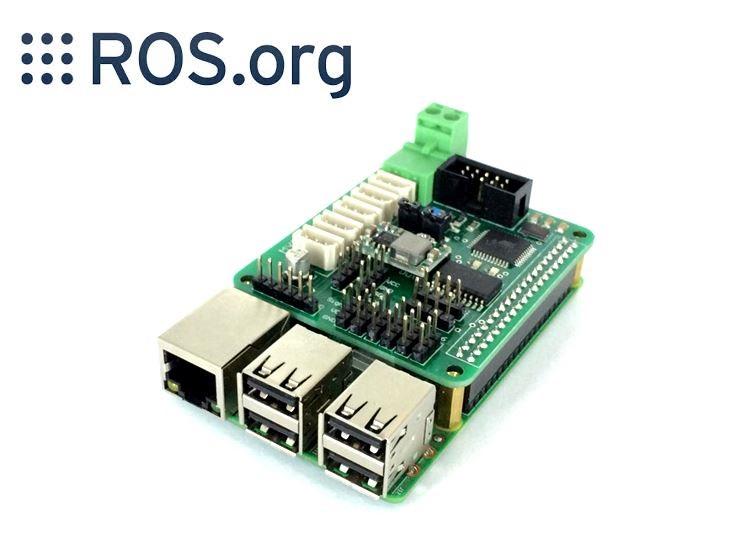 ROS Node RPi Dynamixel Servo Controllerboard