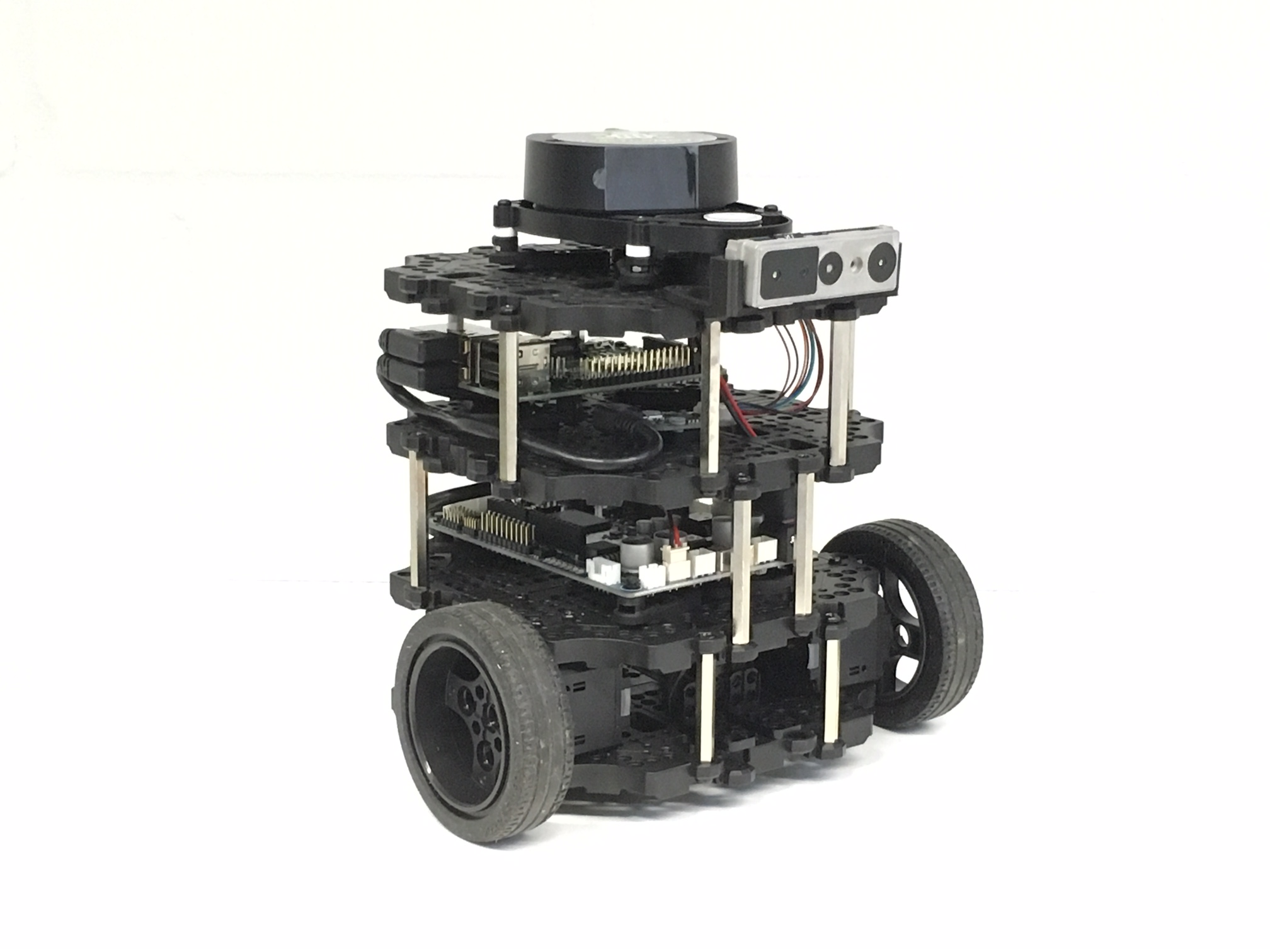 Turtlebot3 3D-SLAM