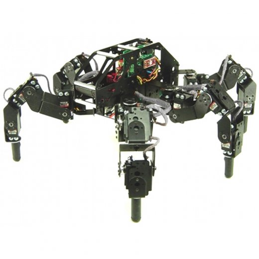 Lynxmotion T-HEX Hexapod