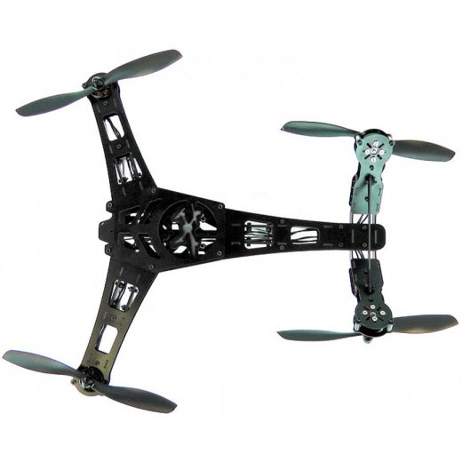 Lynxmotion Drone VTail 400