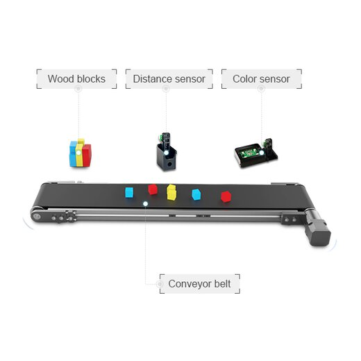 DOBOT Conveyor Belt Kit
