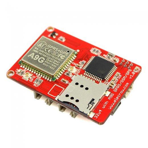 Atmega32u4 A9 GPRS/GSM/GPS   MYBOTSHOP DE, 24,95 €