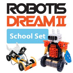 Set Escolar ROBOTIS Dream II