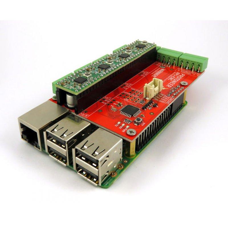 Raspberry Pi Cnc Pcb Hat Mybotshop De 49 95