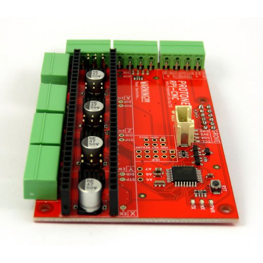 Raspberry Pi CNC Board