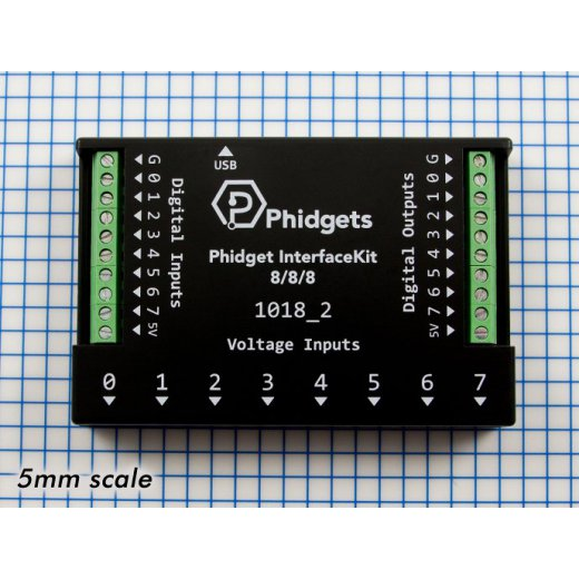 Phidgets Interface Kit 8/8/8