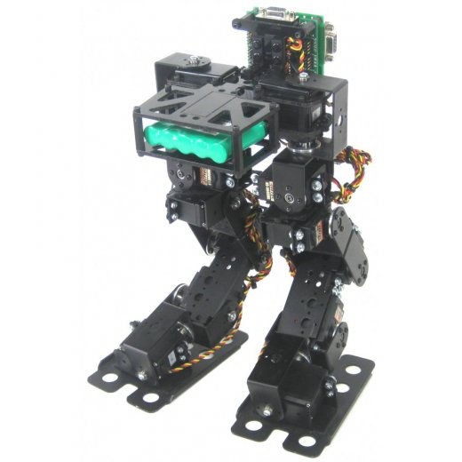 Lynxmotion Scout Biped Robot