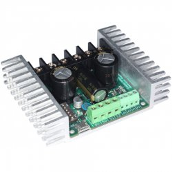 Sabertooth Dual 2x32A/6-30V Motorcontrollerboard