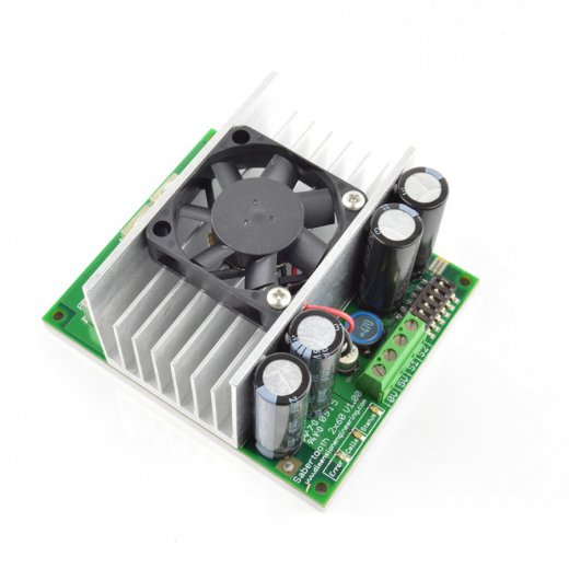 Sabertooth Dual 2x60A/6-30V Motorcontrollerboard