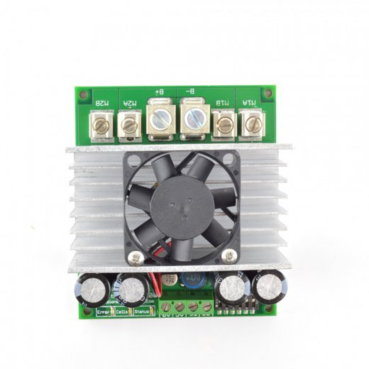 Sabertooth Motorcontroller Duale 2x60A/6-30V