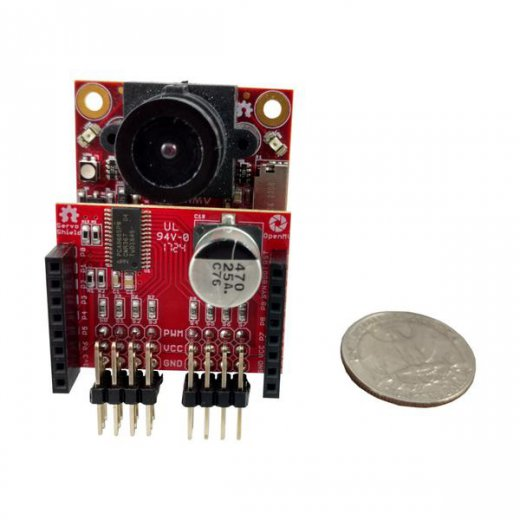 OpenMV Servo Shield